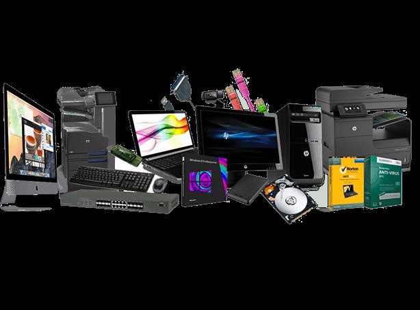 Fornitura Hardware, Software, estensioni di Garanzia, Consumabili