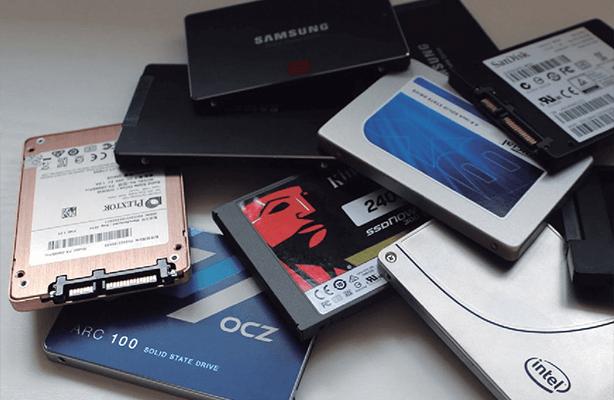 Recupero dati da Hard Disk SSD